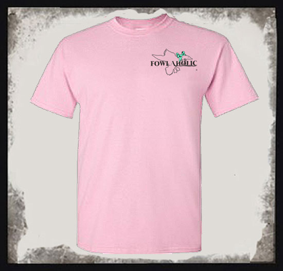 Pink Sunday Morning T-Shirt