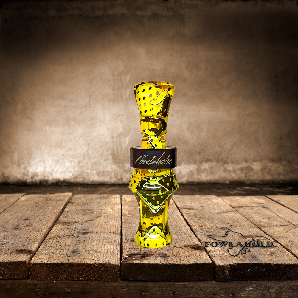 Limited Edition - Yellow Lava